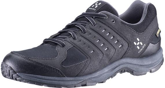 Haglöfs Incus GT Shoes Men True Black/Granite